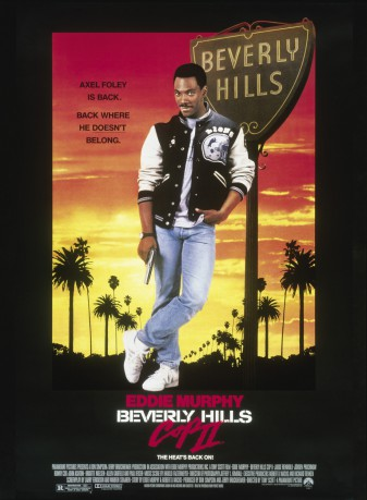 cover Beverly Hills Cop II