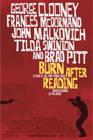 cover Burn After Reading
