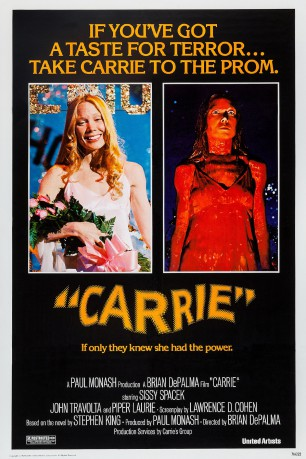 cover Carrie