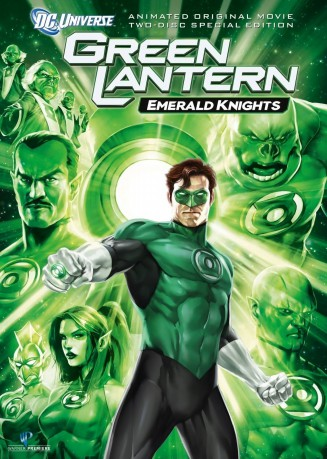cover Green Lantern: Emerald Knights