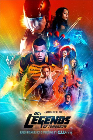 cover Legends of Tomorrow - Staffeln S01-S02