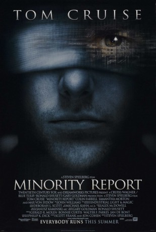 cover Minority Report