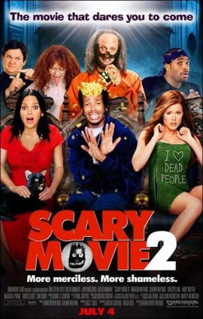 cover Scary Movie 2