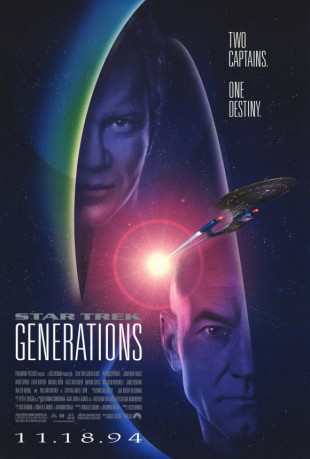 cover Star Trek Treffen der Generationen