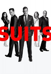 cover Suits - Staffeln S01-S06