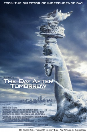 cover The Day After Tomorrow