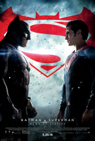 cover Batman v Superman: Dawn of Justice